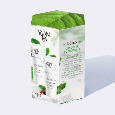 купить Подарочный набор BOX-BEAUTY (DETOX) yonka-online.ru